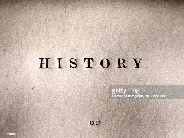 history of - history stock-fotos und bilder
