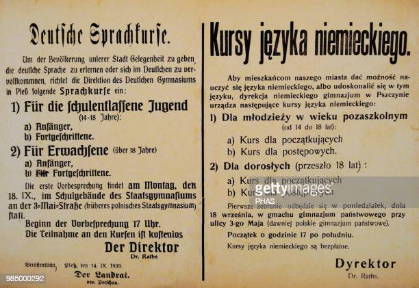 History of Poland 20th century Although the German authorities spread the idea that the majority of the inhabitants of Upper Silesia were of German...