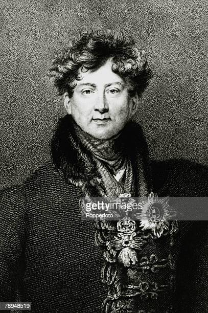 History Personalities British Royalty pic circa 1800 This illustration shows the future King George IV pictured in his younger days who reigned...