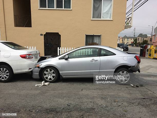 Hit and Run in San Francisco