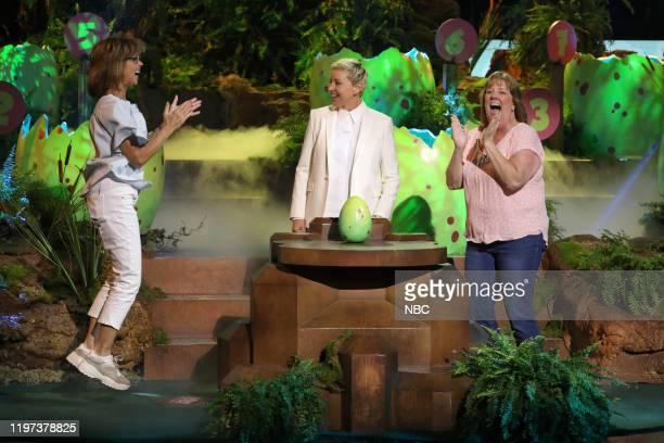 S GAME OF GAMES Hit Me Baby One More Slime Episode 311 Pictured Renee Heath Ellen DeGeneres Kathy Keeler