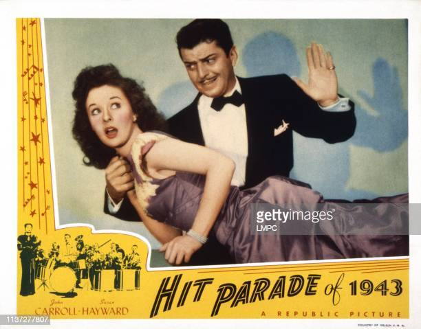 Hit Parade Of 1943 lobbycard