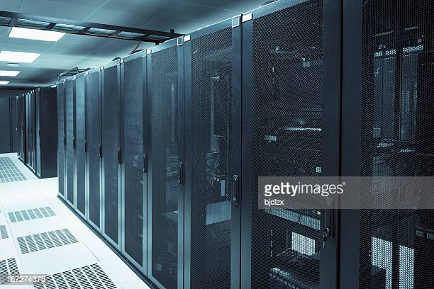 hi-tech data center - data center stock pictures, royalty-free photos & images