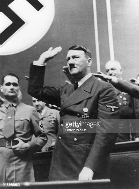 """adolf hitler long live germany The bible became a banned book in germany """"adolf hitler protect and preserve my life for long you saved germany for hitler, we live for hitler."""