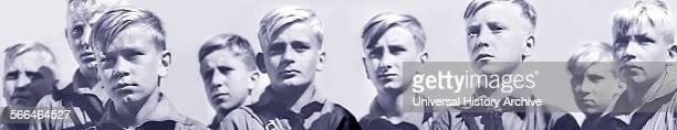 Hitlerjugend or Hitler Youth 1935