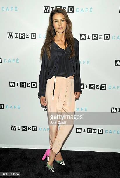 "Hitman: Agent 47"" actress Hannah Ware attends WIRED Cafe at Comic Con 2015 in San Diego at Omni Hotel on July 9, 2015 in San Diego, California."