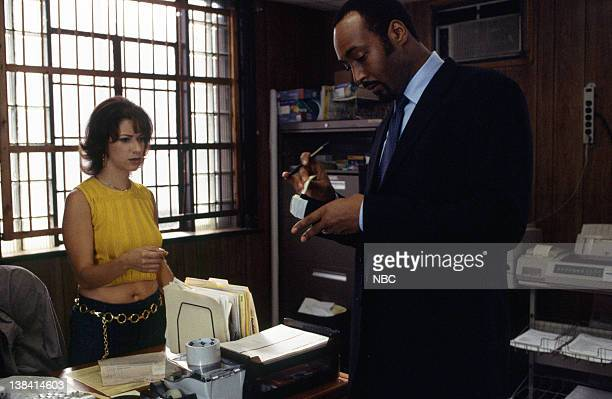 LAW ORDER Hitman Episode 6 Air Date Pictured Unknown esse L Martin as Detective Ed Green