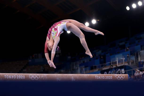 JPN: Gymnastics - Artistic - Olympics: Day 2