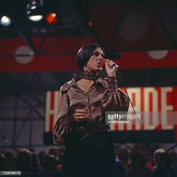 ZDF Hitparade Musiksendung Deutschland 1969 2000 Mitwirkende Caterina Caselli