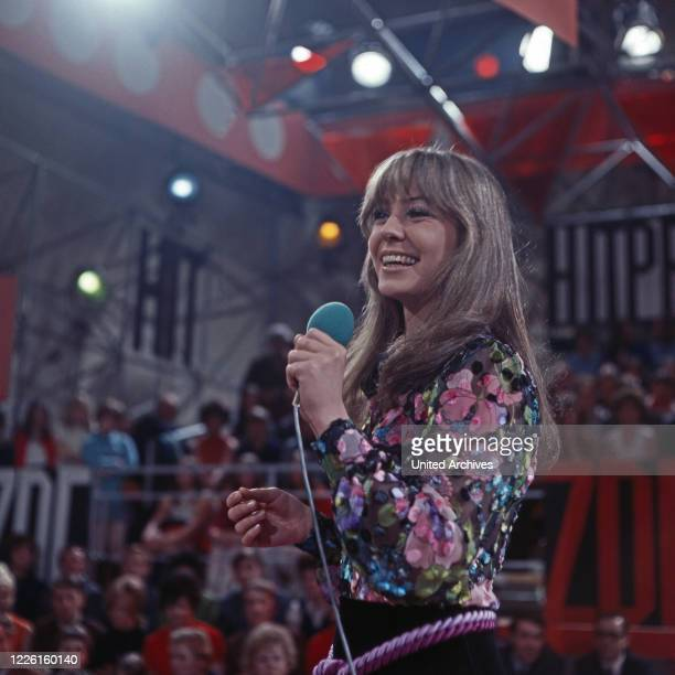 ZDF Hitparade Musiksendung Deutschland 1969 2000 Miwirkende Dorthe