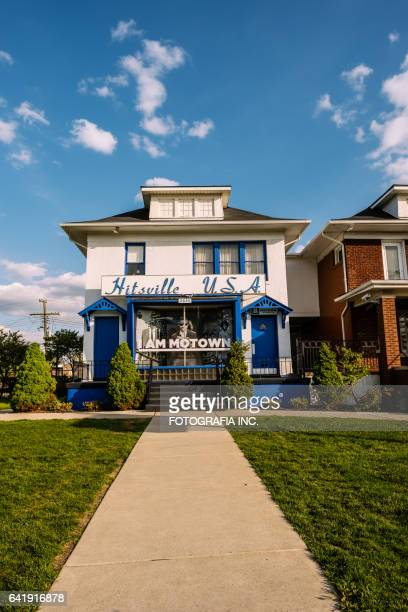 hitsville usa - detroit michigan stock pictures, royalty-free photos & images