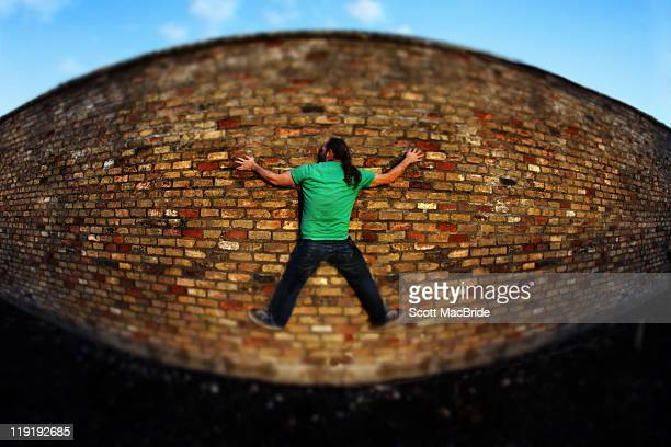 Hitting wall