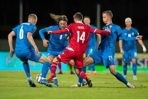 UNS: Iceland v Liechtenstein - 2022 FIFA World Cup Qualifier