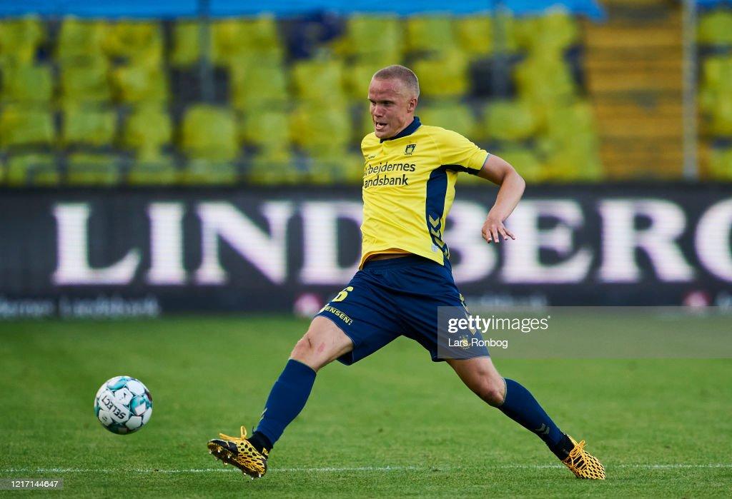 Brondby IF vs Sonderjyske - Danish 3F Superliga : News Photo