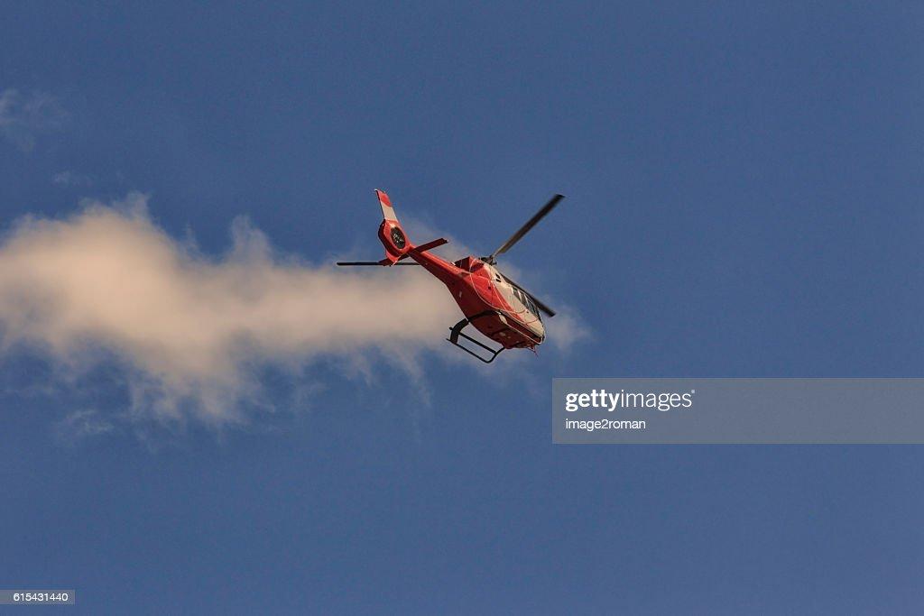 Hélicoptère civil