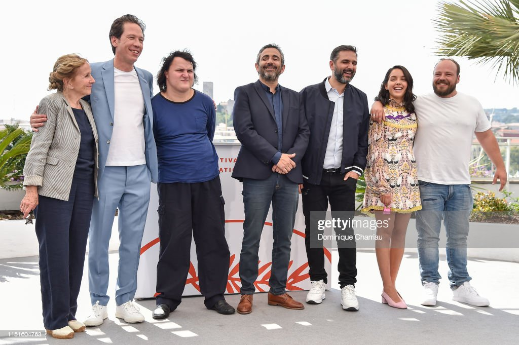 """FRA: """"Hors Normes""""Photocall - The 72nd Annual Cannes Film Festival"""