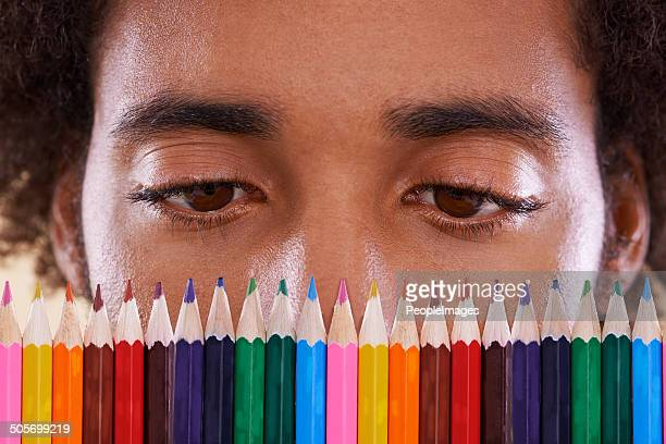 Hmm, so many colors...