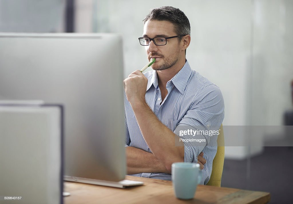 Hmmm... Where to start? : Stock Photo