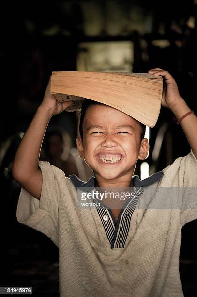 hmong little boy - orphan stock pictures, royalty-free photos & images