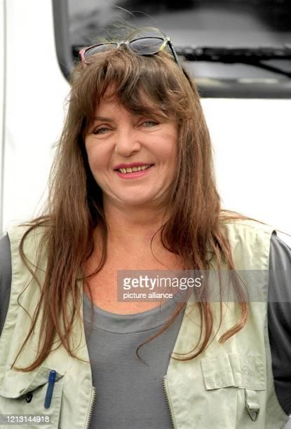 Gigi Herr ist die Nichte der Volksschauspielerin Trude Herr und steht derzeit in Köln für die WDRSerie Die Anrheiner vor der Kamera Die 57jährige...
