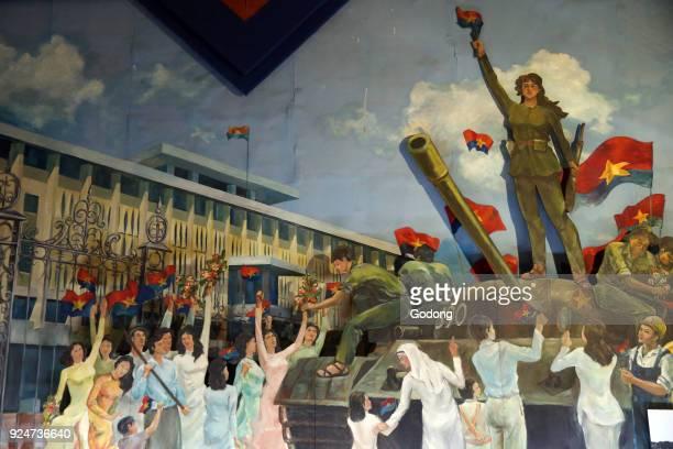 Ho Chi Minh City Museum Revolution struggle The fall of Saigon Ho Chi Minh City Vietnam