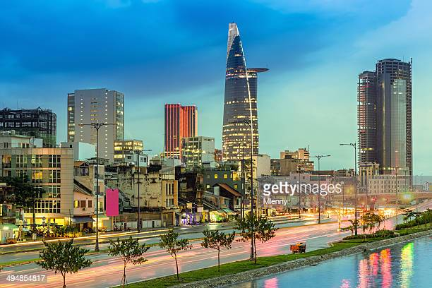 ho chi minh city vietnam - ho chi minh city stock pictures, royalty-free photos & images