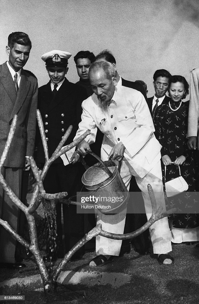 the leadership styles of ho chi Ho chi minh stood to be more powerful in a symbolic context, a standing symbol of the opposition to american efforts, a foe that was elusive and almost imposs .