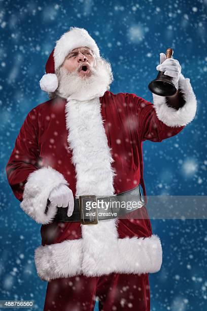 Ho Ho Ho Real Santa mit Bell