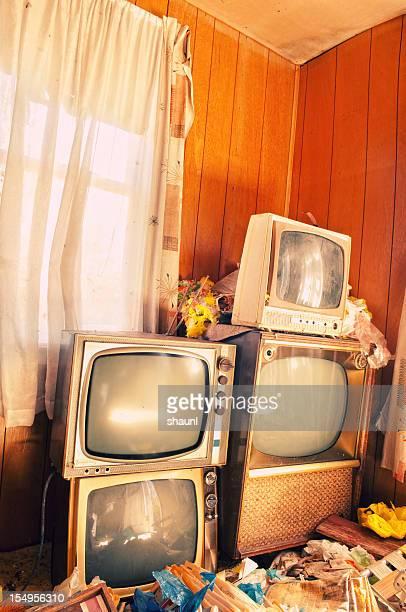 Lagerung-Fernseher