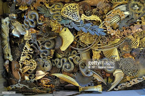 Hoarding Treasure Troves