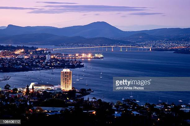 hobart - hobart tasmania stock pictures, royalty-free photos & images
