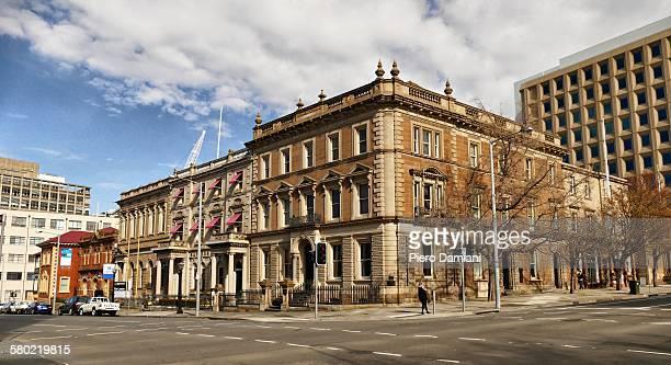 Hobart street scene