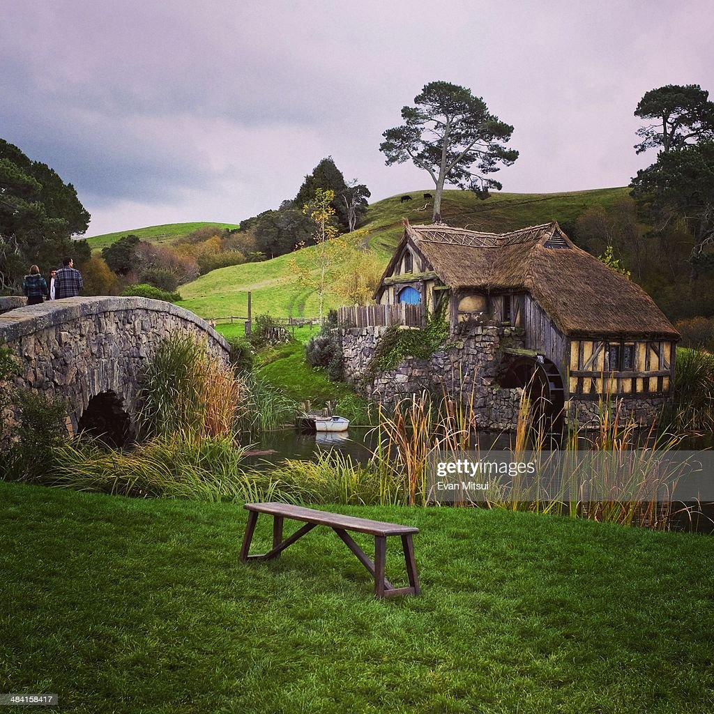 Beautiful New Zealand : News Photo