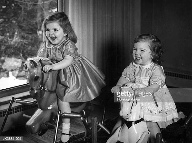 hobbyhorse race - 1961 stock pictures, royalty-free photos & images