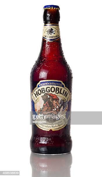 hobgoblin british ale - goblin stock photos and pictures