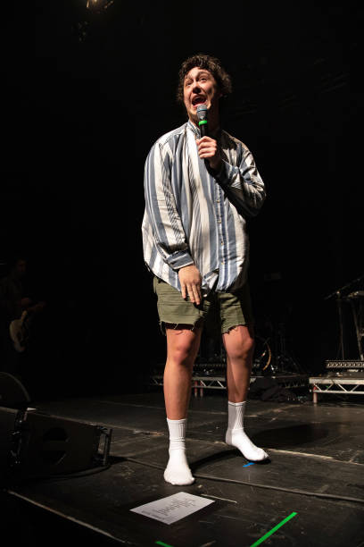 GBR: Hobo Johnson Performs At The Roundhouse, London