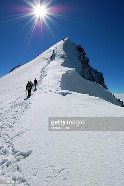 hoch tour to dom Switzerland