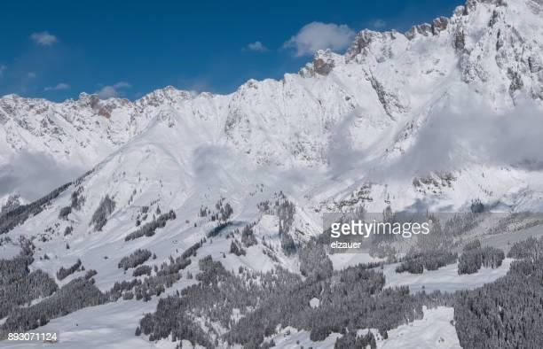 Hochkönig Ski resort