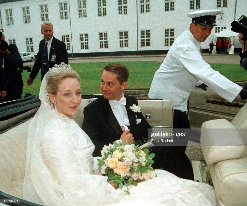 Hochzeit von Prinzessin Alexandra zu;Sayn-Wittgenstein-Berleburg : News Photo