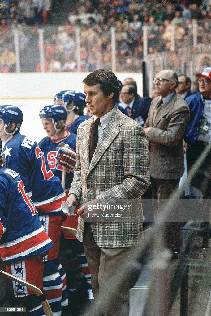 """Great moments are born from great opportunity."" - Herb Brooks"