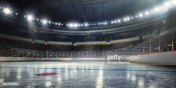 hockey arena - match sport stock pictures, royalty-free photos & images