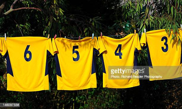 hockey jersey - sports uniform stock pictures, royalty-free photos & images