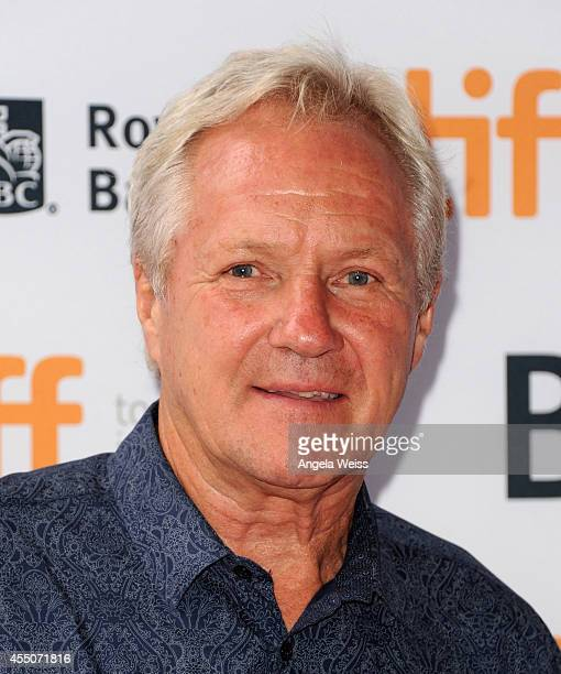 Hockey Legend Darryl Sittler attends the 'Red Army' premiere during the 2014 Toronto International Film Festival at Ryerson Theatre on September 9...
