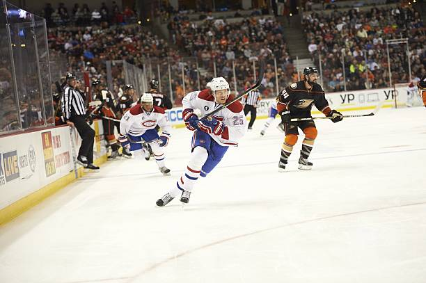 aed36f15d Anaheim Ducks vs Montreal Canadiens Pictures
