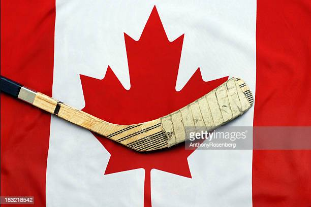 hockey nation - hockey stick stock pictures, royalty-free photos & images