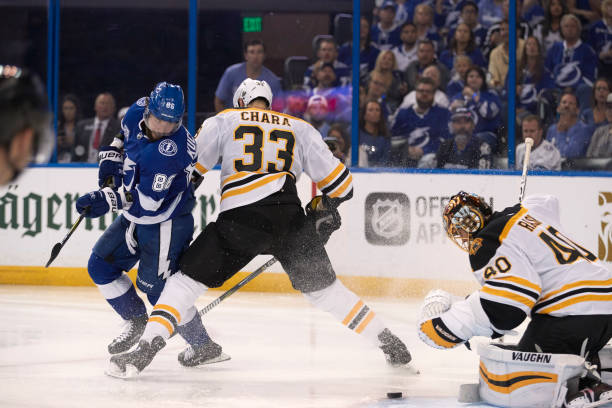 Image result for tampa bay lightning vs boston bruins