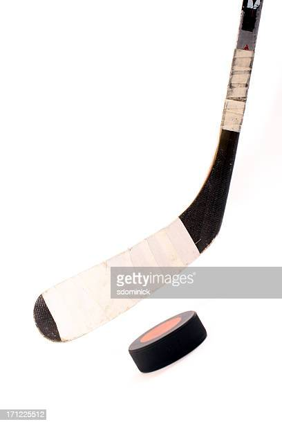 hockey - ice hockey stick stock pictures, royalty-free photos & images