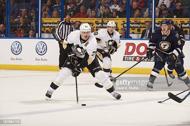 Pittsburgh Penguins Evgeni Malkin in action vs St Louis Blues at Scottrade Center St Louis MO CREDIT David E Klutho