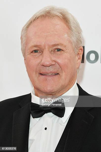Hockey Player NHL Darryl Sittler attends the 2016 Canada's Walk Of Fame Awards at Allstream Centre on October 6 2016 in Toronto Canada