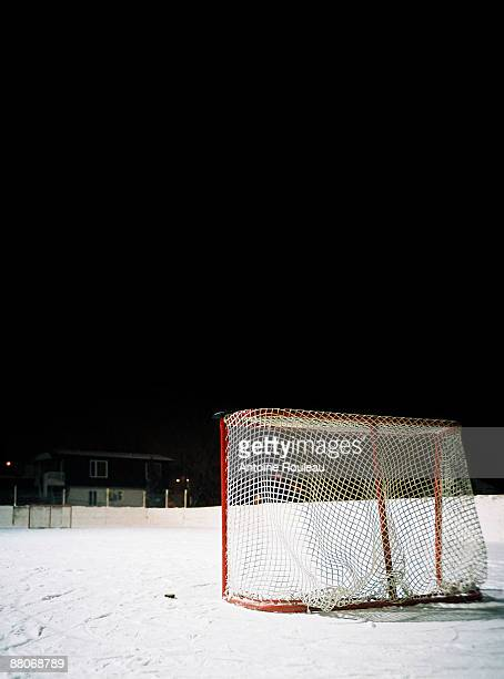 hockey rink - ice hockey rink stock pictures, royalty-free photos & images